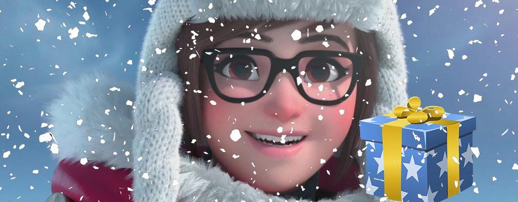 Overwatch Mei Schnee Titel