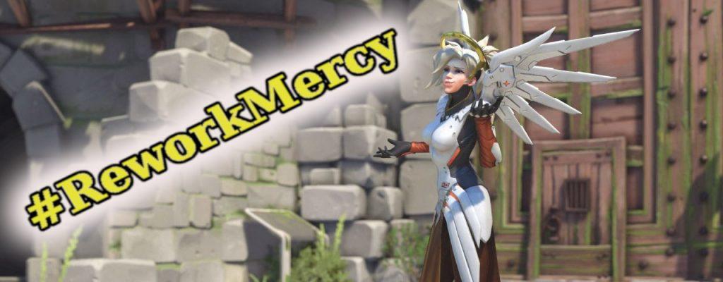 Overwatch: Fans von Mercy sammeln über 100 Vorschläge für ihr Rework