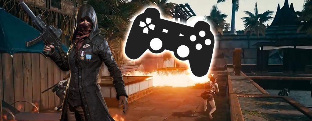 PUBG PS4 Release Titel