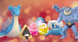 Pokémon GO Bosse Weihnachten