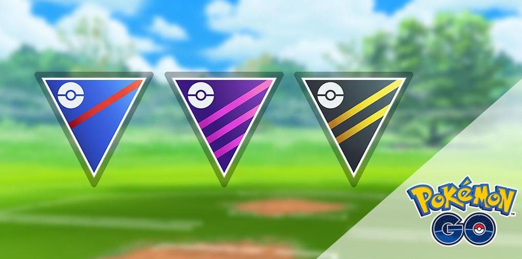 Pokémon GO Ligen Symbole