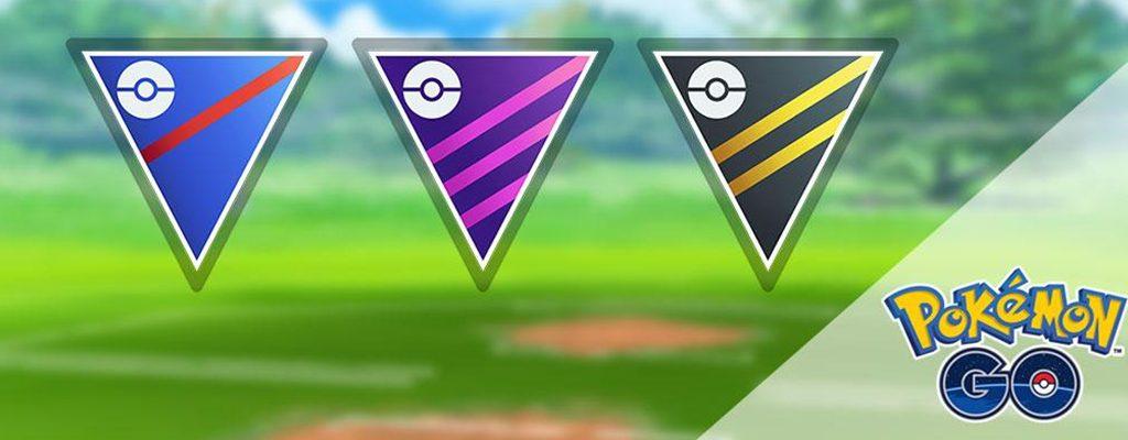 Pokémon GO Ligen Titel
