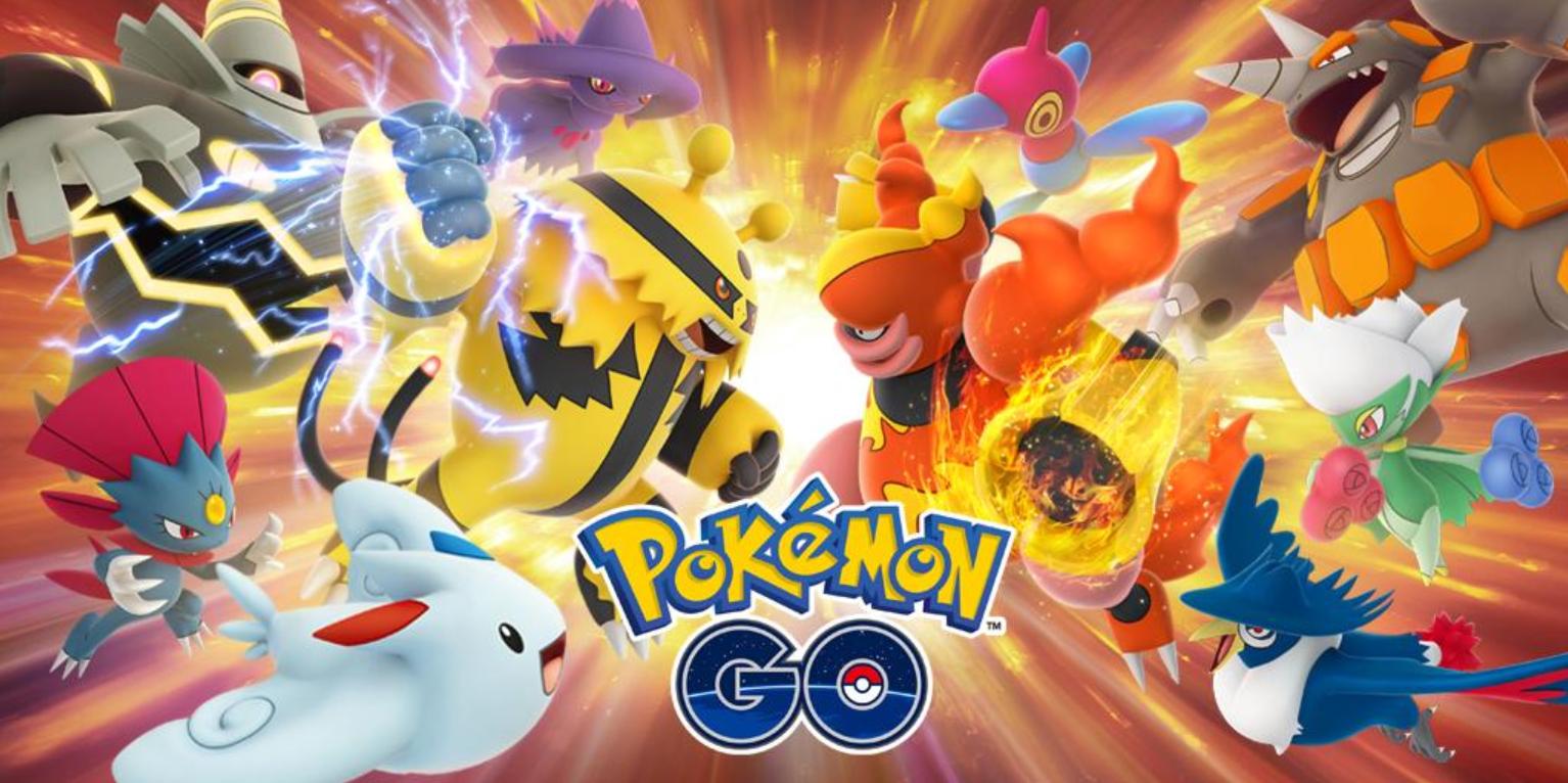 PvP Pokemon GO 5