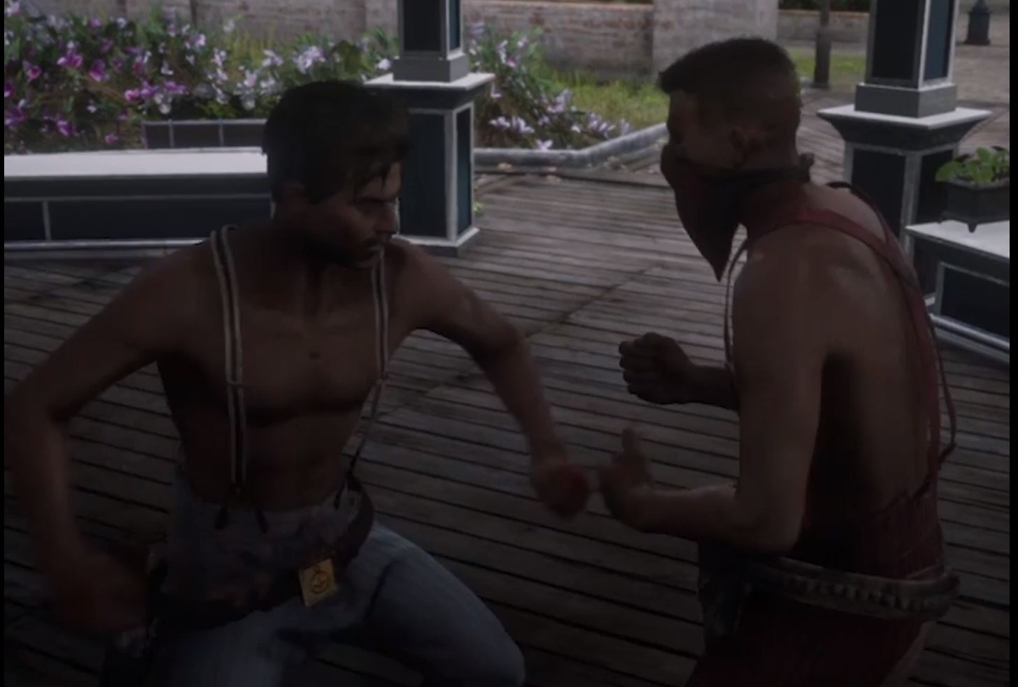 RDR2-Fight-Club
