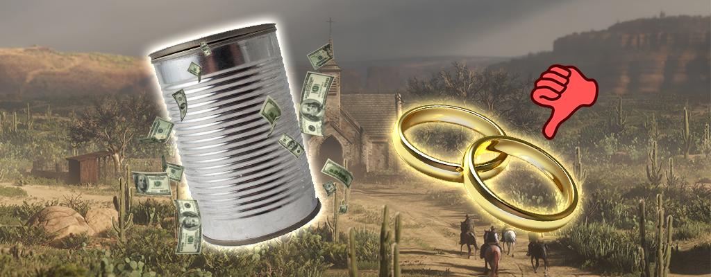 In Red Dead Online sind gebackene Bohnen mehr wert als Goldringe