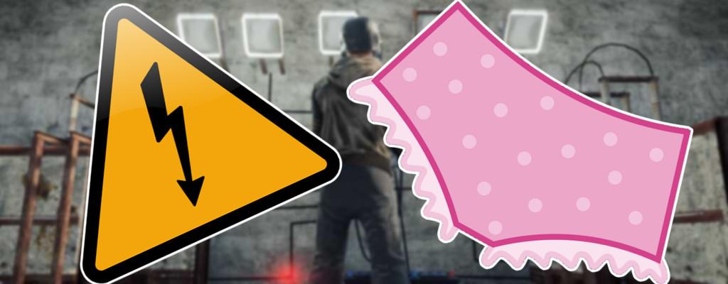 Rust bekommt im neuen Update Elektrizität und wichtige Unterwäsche