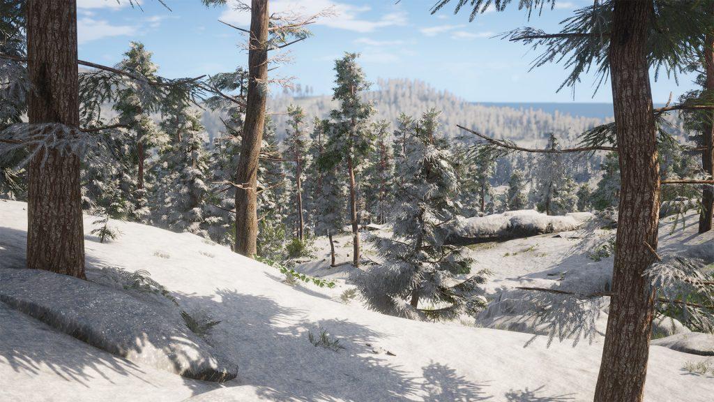 SCUM-Schnee