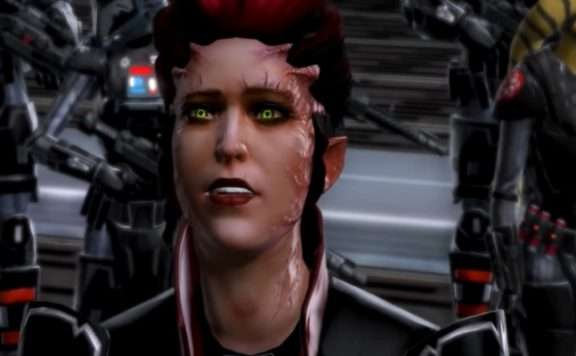 SWTOR Patch 510 sith lady title