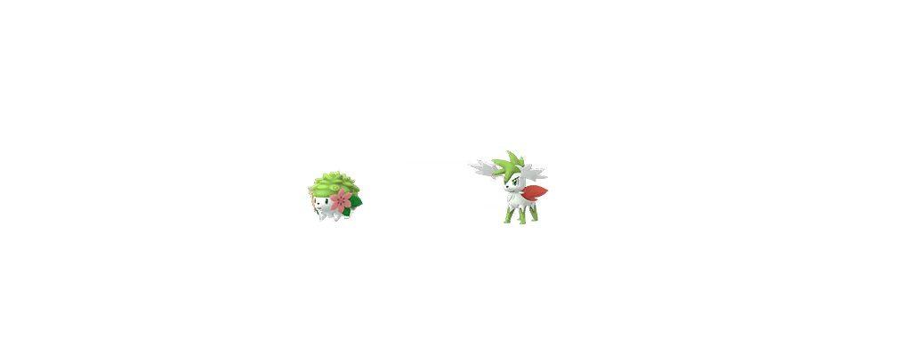 Shaymin Pokemon GO