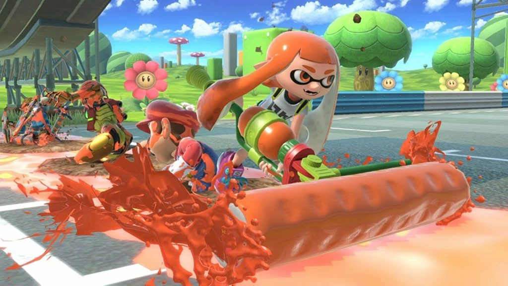 Super Smash Bros Ultimate Screenshot
