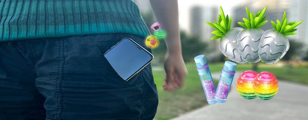 Pokémon GO: Abenteuer Sync lohnt sich nun für Radfahrer und schnelle Jogger