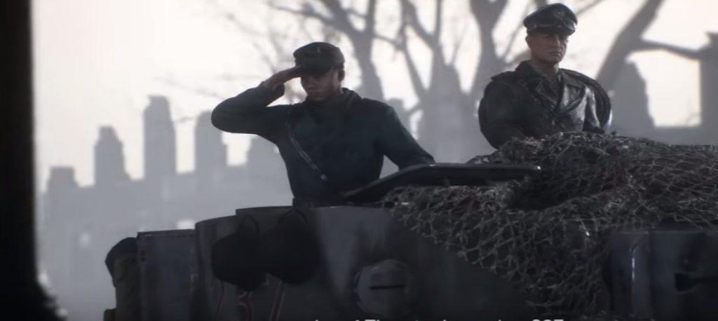 Titelbild Battlefield 5 Panzer