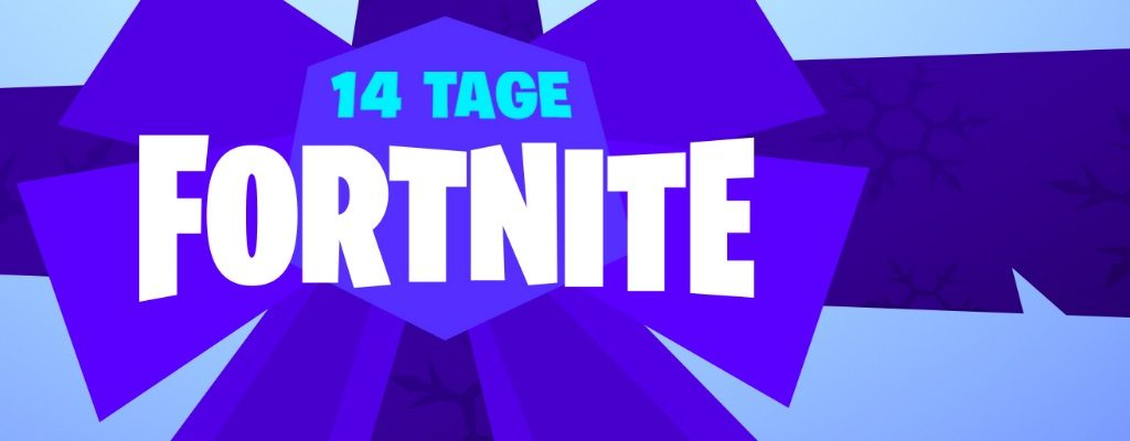 14 Tage Fortnite