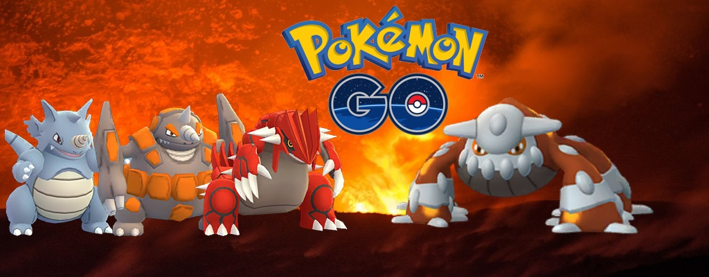 Pokémon GO: Dies sind die besten Konter gegen Heatran