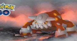Titelbild Heatran Pokemon GO