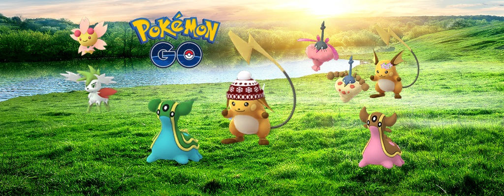 Pokémon GO Dataminer findet neue Pokémon und Kostüme im Code
