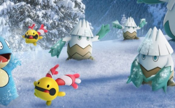 Titelbild Neue Pokémon Weihnachten