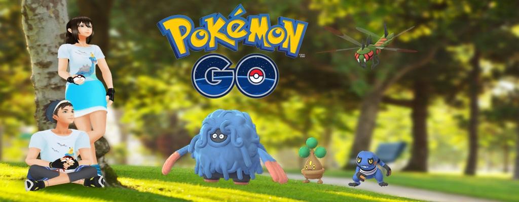 Pokémon GO: Dataminer findet 3 neue Pokémon im Code