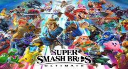 Titelbild Super Smash Bros Ultimate