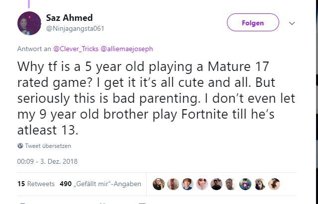 Tweet-Vater