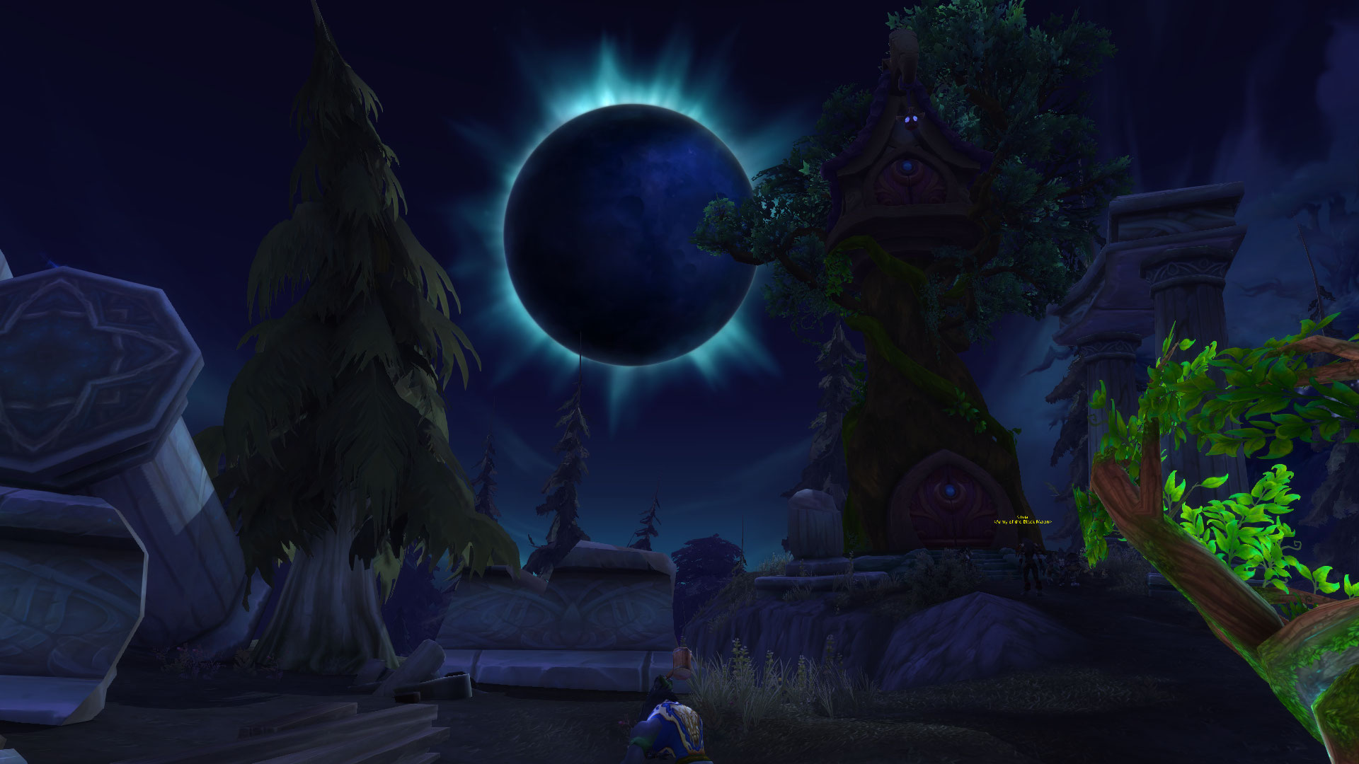 WoW Darkshore Warfront 2