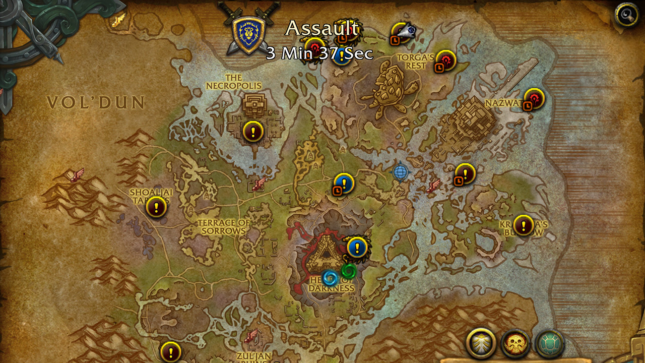WoW Fraktionsuebergriffe Quests