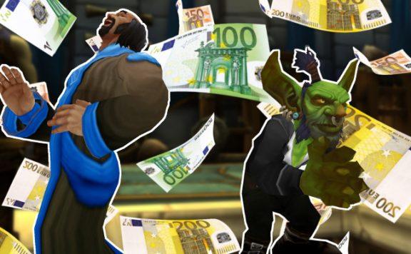 WoW Geld GM title