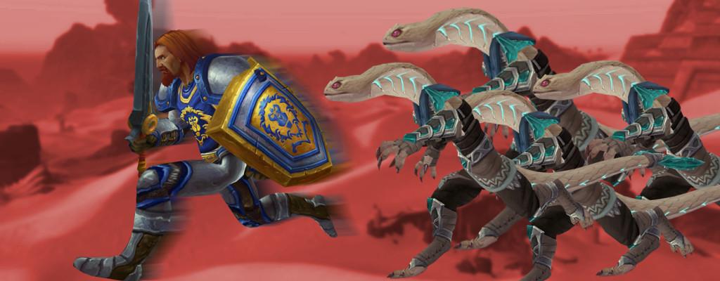 Tanken in World of Warcraft ist echt bescheuert geworden