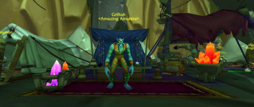 World of Warcraft Gaunah in Shattrath