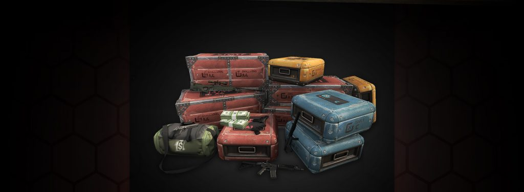 CS GO Waffen Kisten