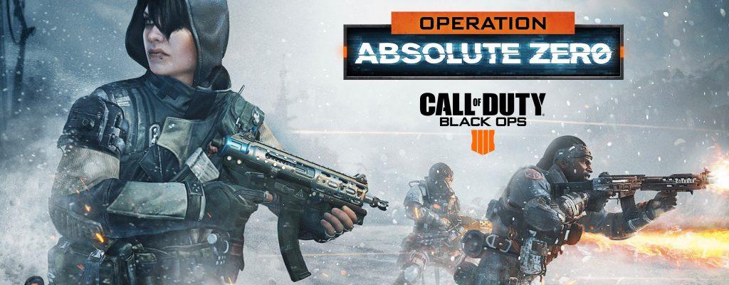 Operation Absolute Zero für Black Ops 4 – Das steckt im neuen Update