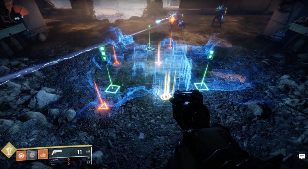 d2 ba raid map boss