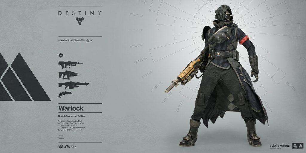 d2 warlock figur