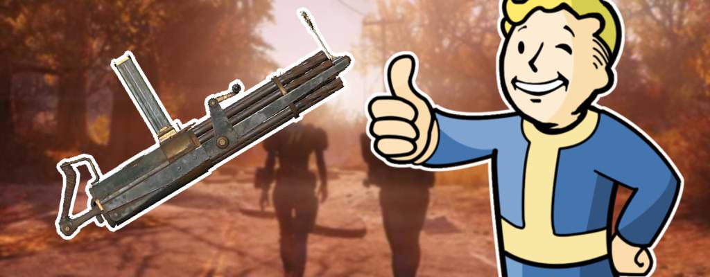 Fallout 76: Unsere Tipps für gute Waffen im Mid- und Endgame