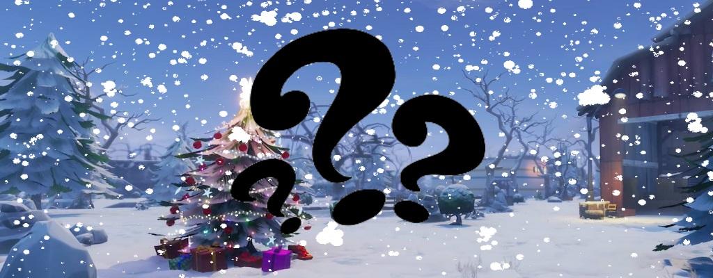 Erster Schnee fällt in Fortnite – Ist bald alles eingeschneit?