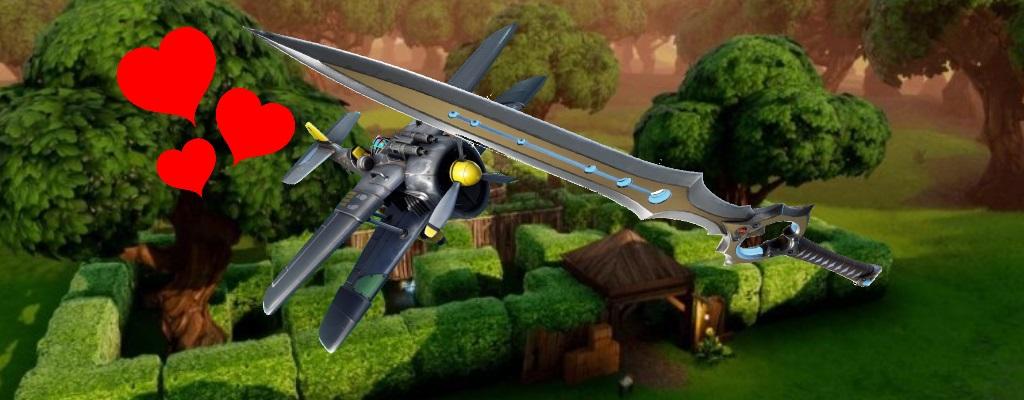 Darum ist Fortnite mit Flugzeugen und Schwert ein ganz anderes Spiel