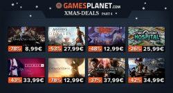Gaming Deal zu Weihnachten.