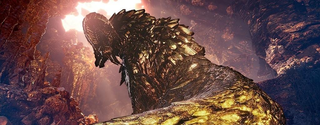 Monster Hunter World: Holt Euch die neuen Waffen, bevor sie weg sind