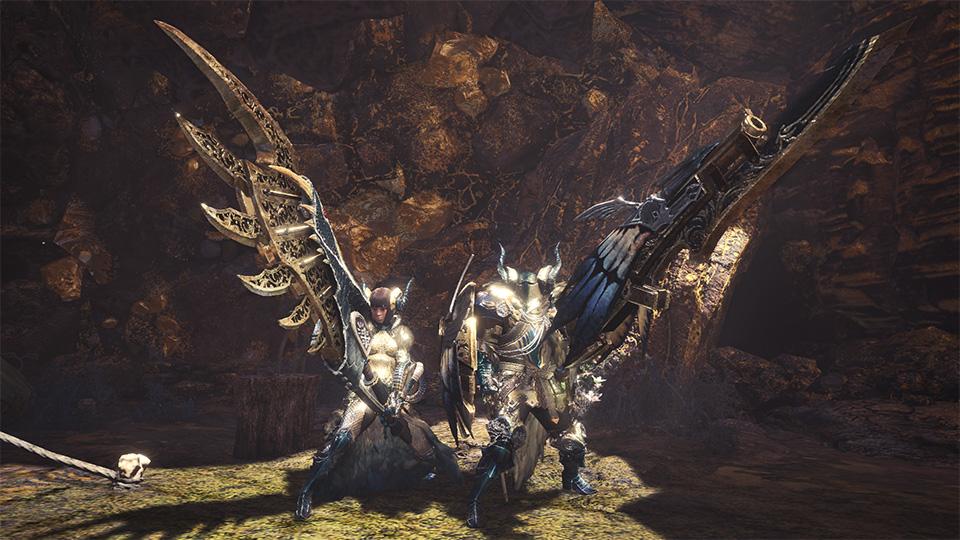 monster hunter world kulve waffen