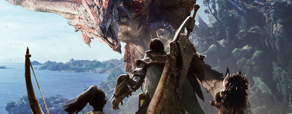 Monster Hunter World: So testet Ihr eins der Top Games 2018 kostenlos
