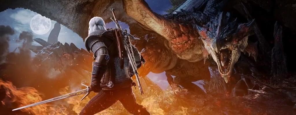 Monster Hunter World: So geht das gefeierte Witcher-Crossover weiter