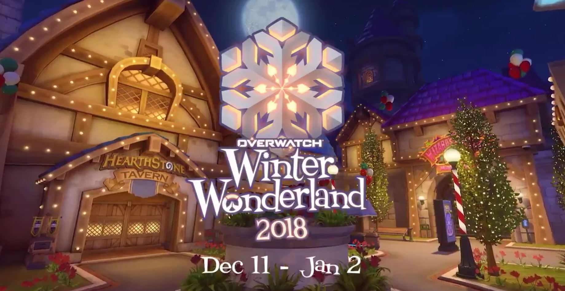 overwatch winter wunderland
