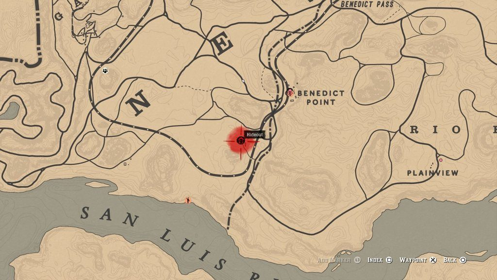 red dead online solomons folly