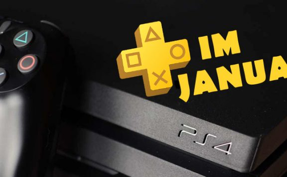 ps plus januar header