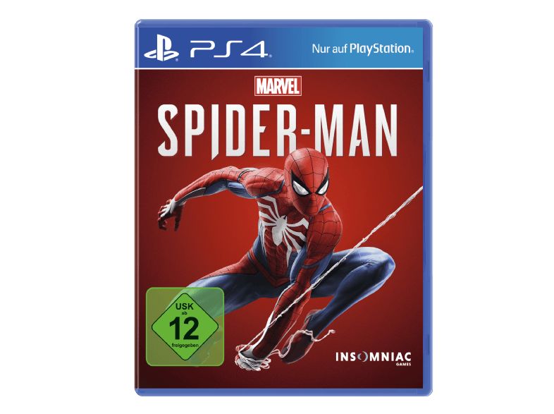 Playstation 4 Spider Man Bundle