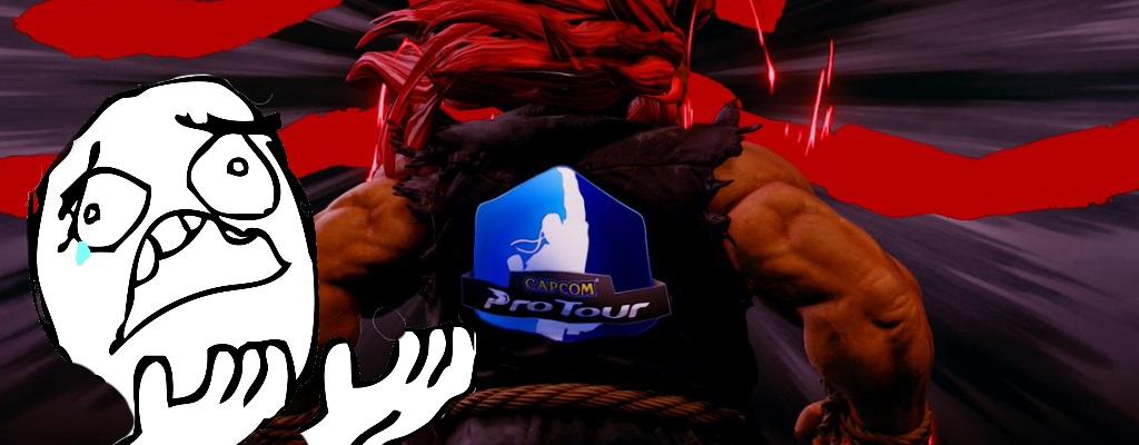 Street Fighter 5 schaltet Ingame-Werbung und Fans finden sie saudoof