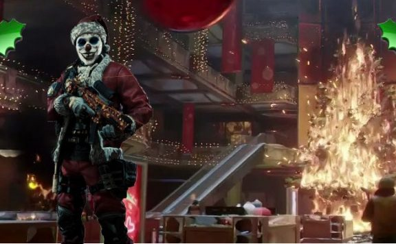 the division christmas titelbild