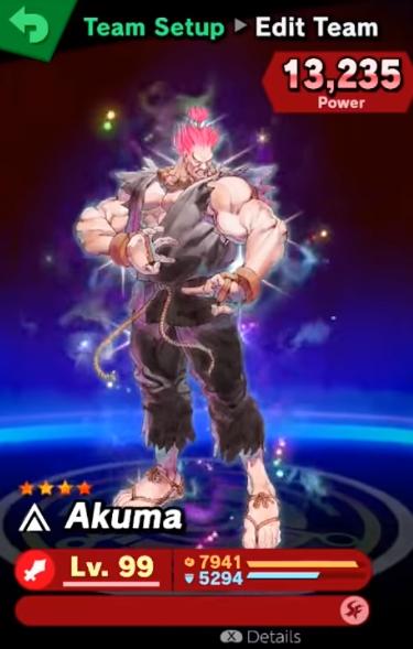 Akuma Super Smash