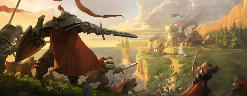 Albion Online: Neues Queen Update wird das komplette Endgame verändern