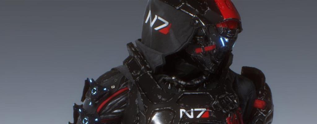 Die Mass Effect Skins in Anthem sind einfach sexy – Neuer enthüllt
